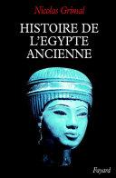 Pdf Histoire de l'Egypte ancienne Telecharger