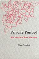 Paradise Pursued Pdf