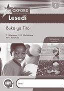 Books - Oxford Lesedi Grade 1 Workbook (Setswana) Oxford Lesedi Kereiti Ya 1 Buka Ya Tiro | ISBN 9780199043347