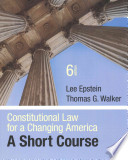 Constitutional Law for a Changing America, 6th Ed. + Online Resource Center