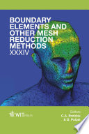 Boundary Elements and Other Mesh Reduction Methods XXXIV