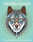 Mandala Animals Coloring Book For Adults