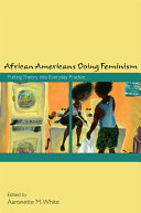 African Americans Doing Feminism Pdf/ePub eBook