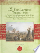 Read Online The Fort Laramie Treaty, 1868 For Free