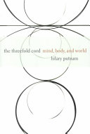 Cover of The Threefold Cord