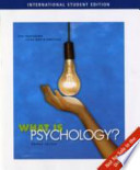 Intl Stdt Ed-What Is Psychology?