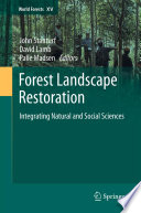 Forest Landscape Restoration Book