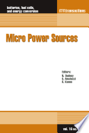 Micro Power Sources Book PDF