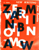 New Writing from Zambia Book PDF