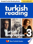 Turkish Biographies 3