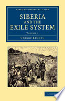 Siberia and the Exile System Book