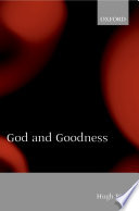 God And Goodness