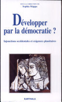 Pdf Développer par la démocratie? Telecharger