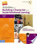 Activities for Building Character and Social Emotional Learning Book