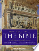 An Introduction to the Bible  : Sacred Texts and Imperial Contexts