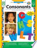 Consonants  Grades PK   2