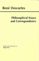 Philosophical Essays and Correspondence