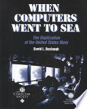 When Computers Went to Sea