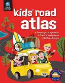 Kids  Road Atlas  Kra