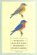 Sibley Backyard Birding Postcards
