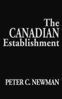 The Canadian Establishment Pdf/ePub eBook