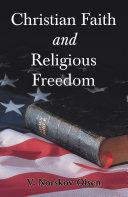 Christian Faith & Religious Freedom Pdf/ePub eBook