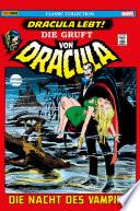 Die Gruft von Dracula Classic Collection, Band 1 - Die Nacht des Vampirs
