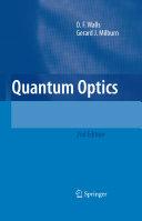 Quantum Optics