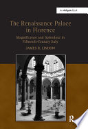 The Renaissance Palace in Florence