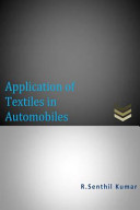 Application of Textiles in Automobiles Book
