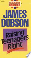 Raising Teenagers Right Book
