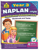 School Zone NAPLAN style Year 3 Language Conventions