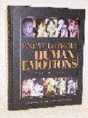 Encyclopedia Of Human Emotions A H