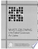 Whistleblowing in the Federal Government
