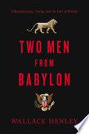 Two Men from Babylon Book