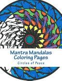 Mantra Mandala Coloring Pages