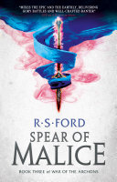 The Spear of Malice (War of the Archons 3) Pdf/ePub eBook