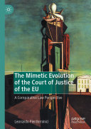 The Mimetic Evolution of the Court of Justice of the EU