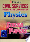 Civil Services Pre.Exam Physics Solved Papers