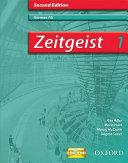 Zeitgeist 1 As Students Book