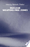 Nuclear Weapons-Free Zones