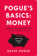 Pogue's Basics: Money Pdf/ePub eBook