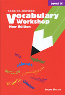 Vocabulary Workshop 2005 Book
