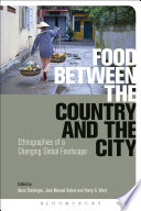 Food Between the Country and the City Book PDF
