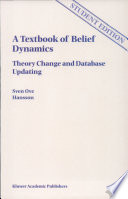 Hansson: A textbook of belief dynamics
