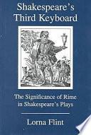 Shakespeare s Third Keyboard Book