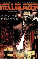John Constantine: Hellblazer - City of Demons [Pdf/ePub] eBook