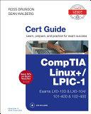 CompTIA Linux+ / LPIC-1 Cert Guide