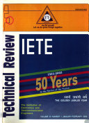 IETE Technical Review Book