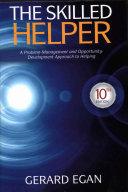 The Skilled Helper   Student Workbook Exercises